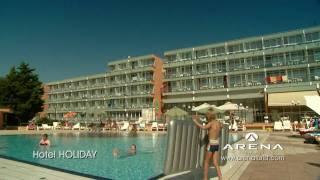 Hotel Holiday Medulin - Istria, Croatia | Arenaturist Hotels and Resorts
