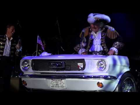 Paul Revere & the Raiders--Indian Reservation--Live @ CNE Bandshell Toronto 2012-08-30