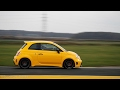 First Track Day In My Abarth 695 Biposto