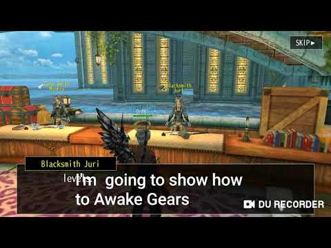 Avabel Online: How To Awake Your Gear