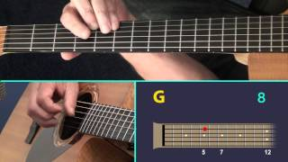Itty Bitty Jazz Ditty - An addictive little exercise for all guitar players.