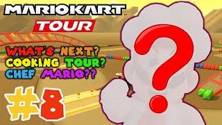 Mario Kart Tour: Jungle Tour Completed: COOKING TOUR NEXT?