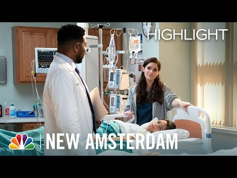 The Team Completes the Chain - New Amsterdam (Episode Highlight)