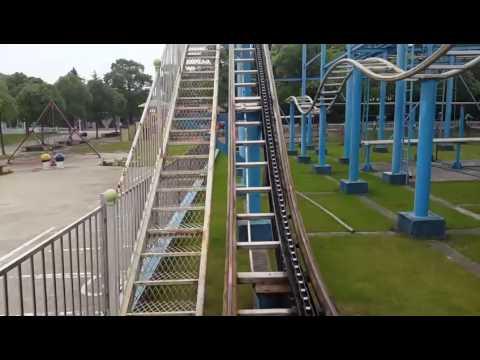 Roller coaster at oriental land, China