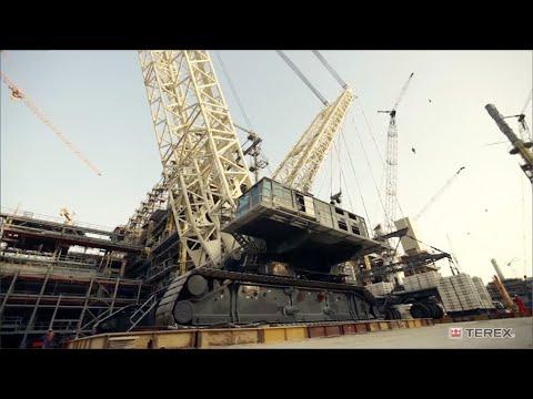 Terex CC8800-1 TWIN Qatar jobstory
