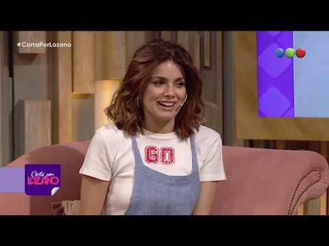 Natalie Pérez en el diván de Vero - Cortá por Lozano 2018