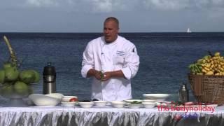 Moroccan Couscous Salad Recipe | Bodyholiday Tv