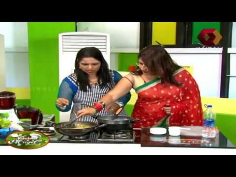 Kitchen Magic Season 3   Reshmi prepares Carrot Halwa in Modak