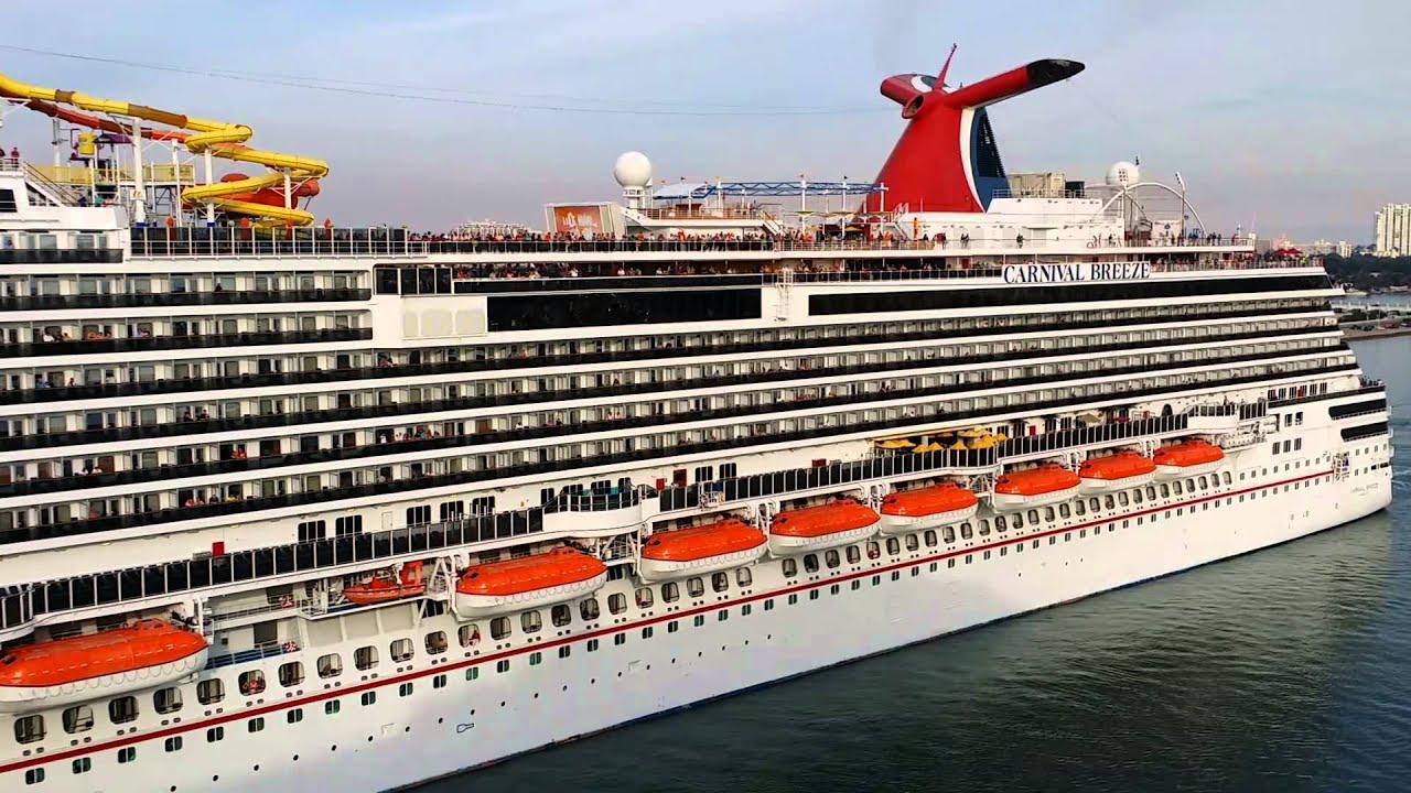 Port of miami carnival webcam