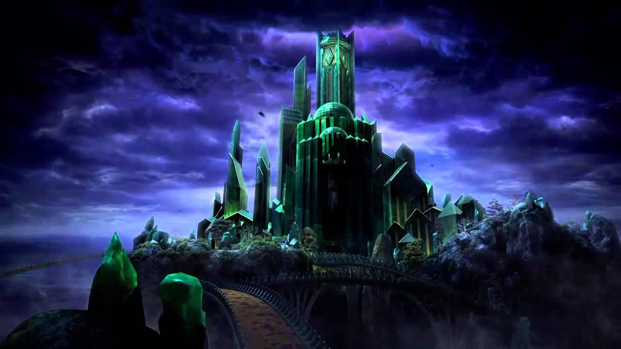 Фото картинки на тему изумрудный город