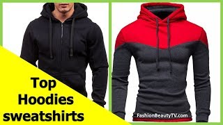 Top 50 best affordable hoodies and sweatshirts for men S1