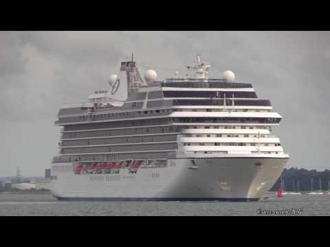 Oceania Cruises - Marina - 22 Night Cruise from Southampton 1/8/17