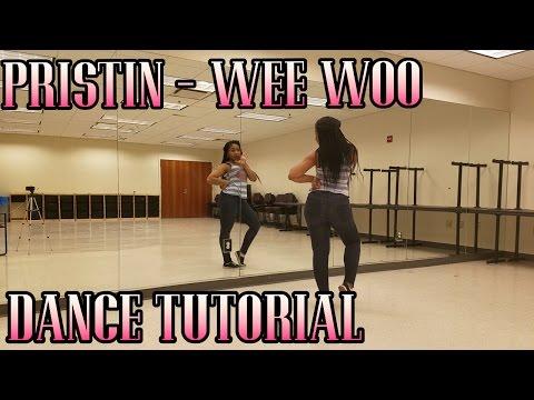 PRISTIN(프리스틴) _ WEE WOO DANCE TUTORIAL