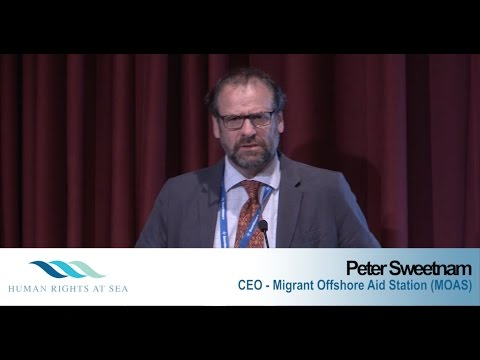 Human Rights at Sea Videos - IMHR Conference 2016 - Migrant Rescue