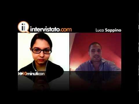 Intervistato.com   10minuticon Luca Sappino @lucasappino