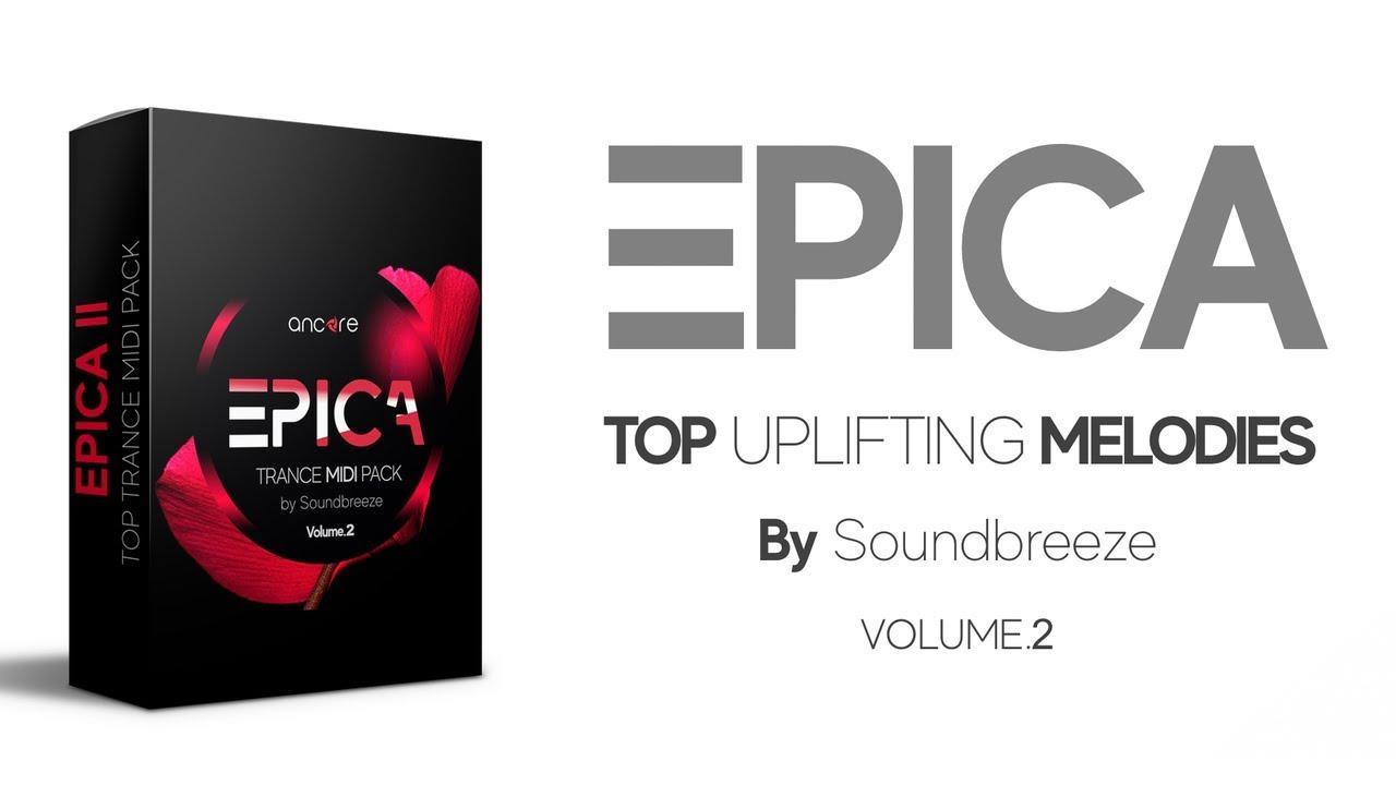 Reveal Sound :: EPICA Trance Midi Pack Vol 2