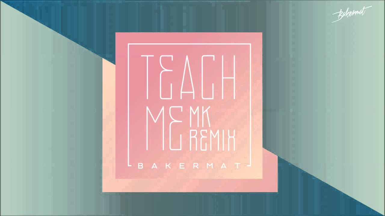Image result for teach me bakermat