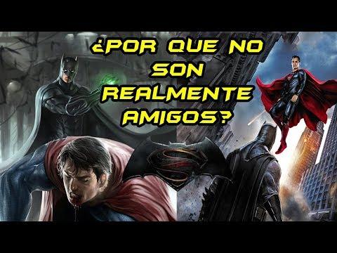 ¿Realmente Batman/Superman confian en el otro?