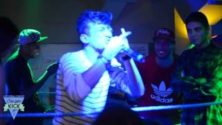 BattleMC Romania: Arssura & Psihotrop vs Gani & Neli (BattleGround 2vs2| Meci Demonstrativ)