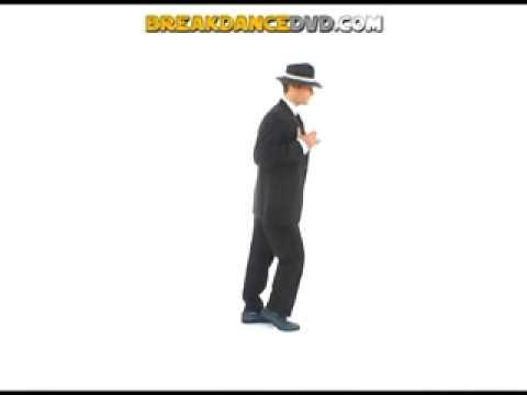 Clip - Clip Huong dan di giat lui kieu Michael Jackson - Xem clip tai Video Zing.flv