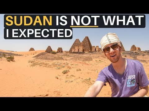 SUDAN Is NOT What I Expected...