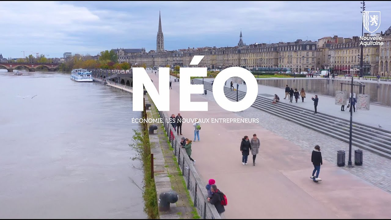 NEO - Economie, les nouveaux entrepreneurs
