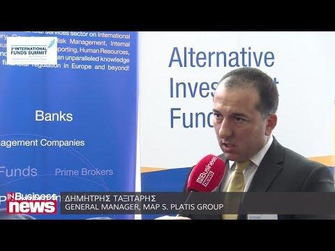 3ο International Funds Summit - MAP S. PLATIS GROUP
