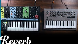 Monophonic vs. Polyphonic Synthesizers: Which is Right For You? | Reverb