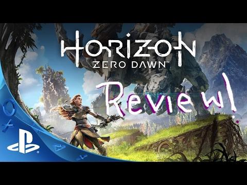 horizon zero dawn Review!