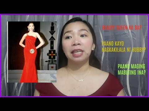 #ASK LOVE | BEAUTY QUEEN? PAANO NAKILALA SI HUBBBY?