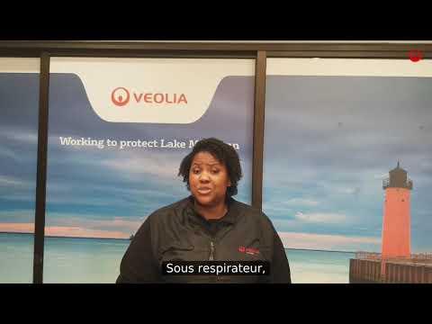 Veolia - Interview de Michelle Helm, Responsable Santé & Sécurité, Veolia aux USA