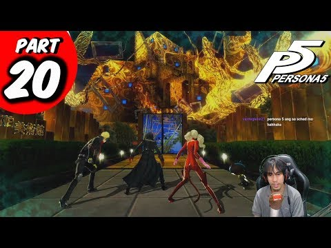 PERSONA 5 - PART 20 - Raiding Madarame's Museum