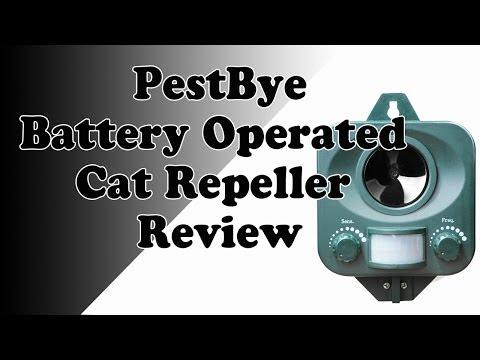Cat Scarer  | Honest Review Of The PestBye Ultrasonic Repeller
