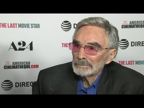 Burt Reynolds' advice from Spencer Tracy