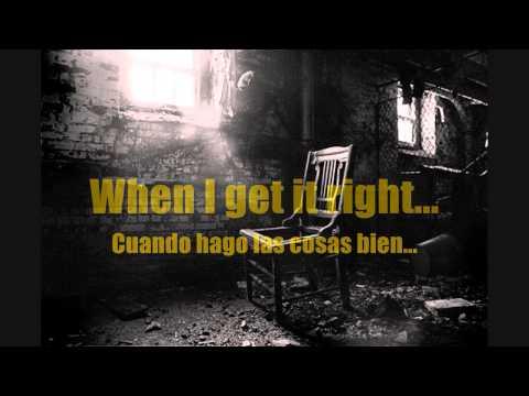 Soundgarden - Fell On Black Days - Subtitulada en español e inglés