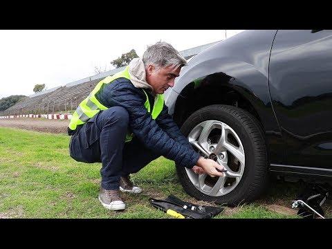 Cmo cambiar una rueda Informe Mat as Antico TN Autos