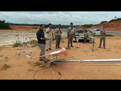 UAV (drone) mapping BPN Riau(3)