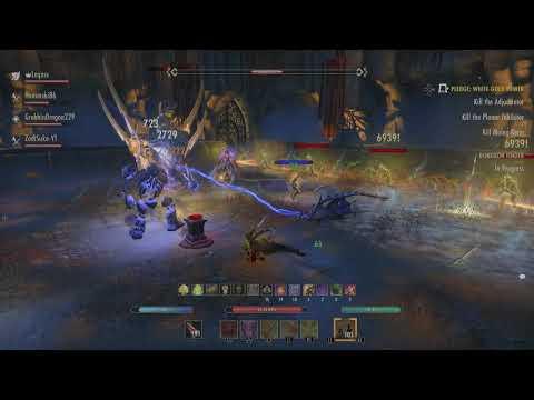 The Elder Scrolls Online: Tamriel Unlimited Vet Symphony of Blades w/ Randoms |