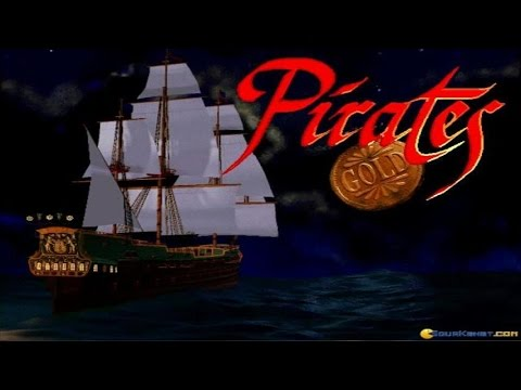 Pirates! Gold gameplay (PC Game, 1993)