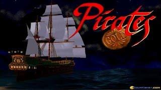Pirates! Gold gameplay (PC Game, 1993)