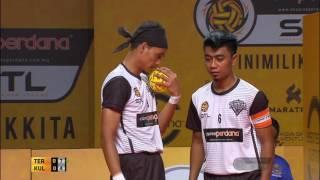 Terengganu Turtles Vs Kuala Lumpur Thunder  STL 2016 Regular Season  15 Oct