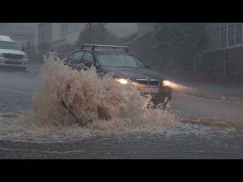 Chaos as heavy storm strikes KwaZulu-Natal