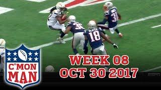 ESPN C'MON MAN! Week 08 - 10-30-17