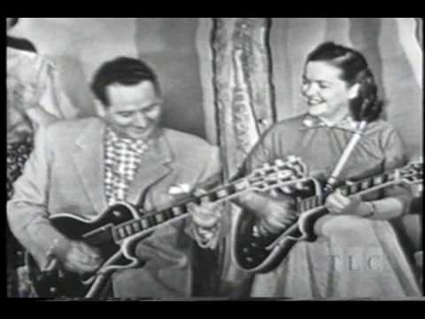 Les Paul & Mary Ford 1950s!