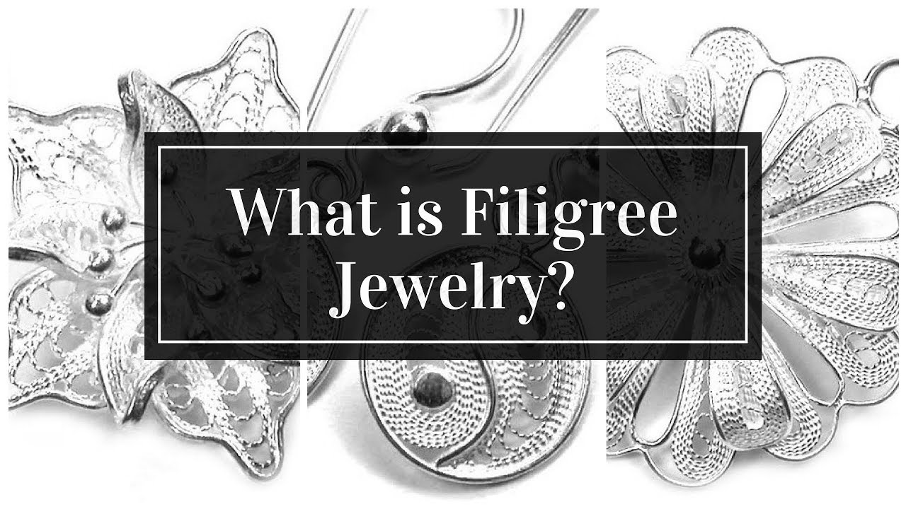 What Is Filigree Jewelry? — Filigree Definition | Gem Rock