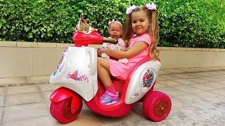 खिलौने पाने के लिए डियेना घर की सफाई करती है moral stories for kids