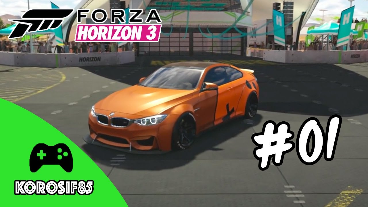 forza horizon 3 tr sor de grange et coup de pub youtube. Black Bedroom Furniture Sets. Home Design Ideas