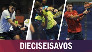 Resumen Jornada de Tarde Dieciseisavos de Final | Estrella Damm Alicante Open 2018