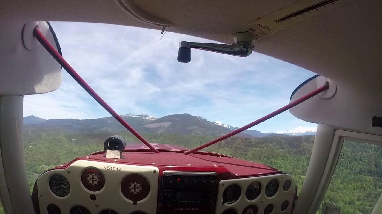 1961 Piper Colt Part 1 - North Cascades Vintage Aircraft Museum