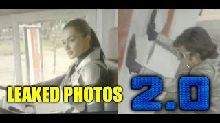 Superstar Rajinikanth's 2.0 Photos Leaked   Images Inside   Akshay Kumar, Amy Jackson   Shankar